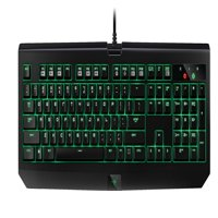 Razer BlackWidow Ultimate, Clicky Backlit Mechanical Gaming Keyboard, Fully Programmable - Cherry MX Blue Switches