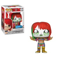 Funko POP WWE: Asuka - with white/green mask - Walmart Exclusive