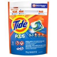 Tide PODS Liquid Laundry Detergent Pacs, Original, 31 count