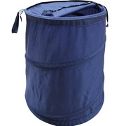Mainstays Spiral Pop-Up Laundry Hamper with Lid, Set of 2