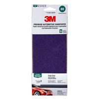 3M 80-Grit Premium Automotive Sandpaper