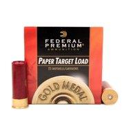 Federal Ammunition Fed 12ga Gold Medal Paper Hdcp