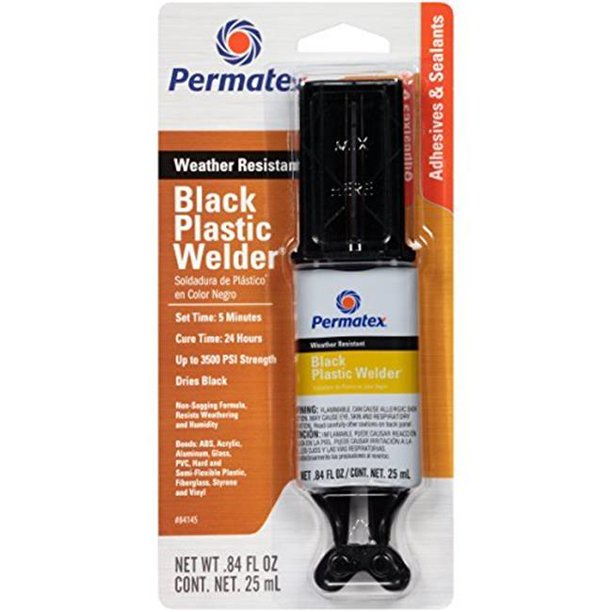 Permatex Permapoxy Plastic Weld