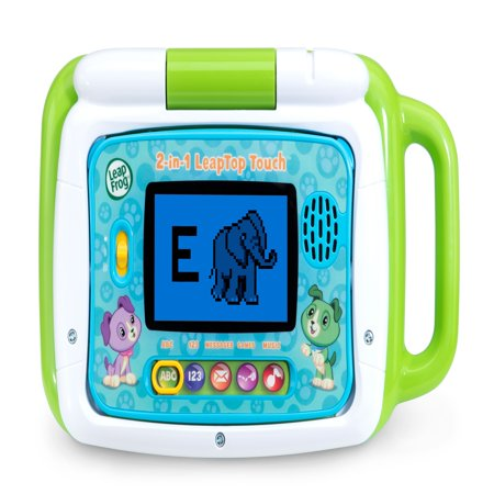 Best Educational Toys For 1 Year Old (LeapFrog 2-in-1 LeapTop Touch -)