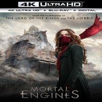 Mortal Engines (4K Ultra HD + Blu-ray + Digital Copy)