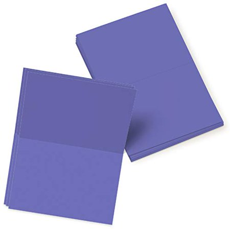 """Bright Color Folding Greeting Cards 