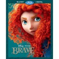 Brave (Blu-ray + Digital)