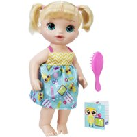 Baby Alive Ready For School Baby - Blonde Hair