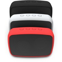 RuggedLife Water-Resistant Bluetooth Speaker & Speakerphone, ESQ206BL