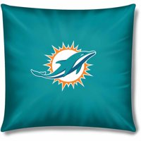 """NFL Miami Dolphins Official 15"""" Toss Pillow"""