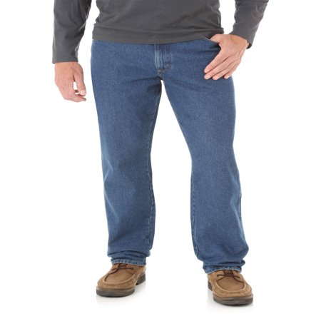 Big Men's Relaxed Fit Jeans ()