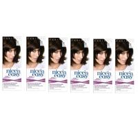 Clairol Nice N' Easy Hair Color #79, Dark Brown (Pack of 6) Uk Loving Care