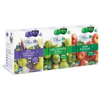 Plum Organics Pouches Pick any 3 (4pk) and receive $2 off