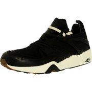 5810b003d0ff9 Puma Men s Blaze Of Glory Nl Black Ankle-High Basketball Shoe - 11.5M
