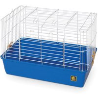 Prevue Pet Products Small Animal Tubby Cage, Medium, Blue