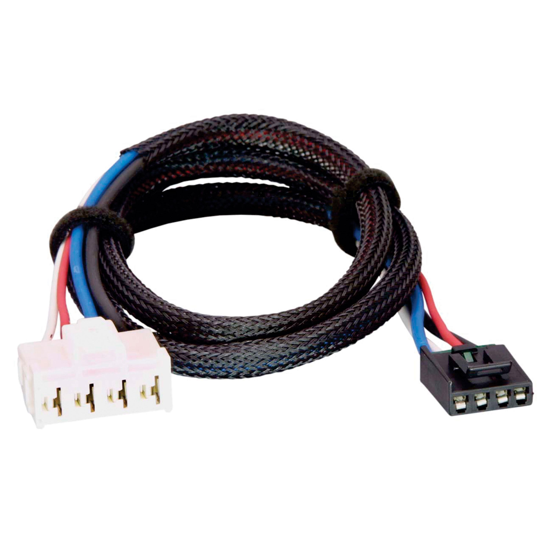 exterior 6 pin wiring harness wiring diagramexterior 6 pin wiring harnes trailer wiringtekonsha 3020 p trailer brake control wiring harness 2 plugs, dodge