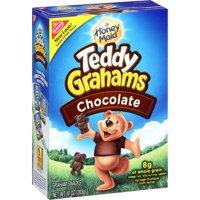 (3 Pack) Nabisco, Teddy Grahams Snacks Chocolate