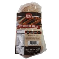 Great Low Carb Bread Company - 1 Net Carb, 16 oz, Everything Bread