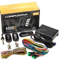 Compustar CS4900-S 2-Way 3000-Ft Range Auto Remote Car Starter
