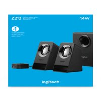Logitech Z213 Multimedia Speaker System