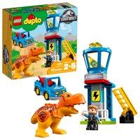 LEGO DUPLO Jurassic World T. Rex Tower 10880 (22 Pieces)
