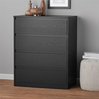 Mainstays Westlake 4 Drawer Dresser, Multiple Colors