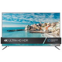 "JVC 55"" Class 4K Ultra HD (2160P) HDR Smart LED TV with Built-in Chromecast (LT-55MA875)"