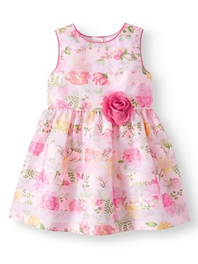 Special Occasion Tank Dress (Toddler Girls)