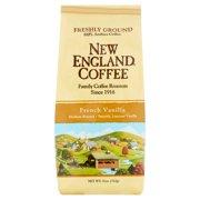 New England Coffee French Vanilla Ground Coffee, 11 oz