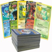 Best Fake Pokemon Cards - 100 Random Pokemon Card Lot with 1 EX! Review