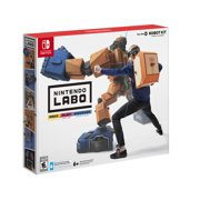 Nintendo Labo Robot Kit (Nintendo Switch), HACRADFVA