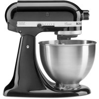 KitchenAid Classic Series Tilt-Head 4.5 Quart Onyx Black Stand Mixer, 1 Each