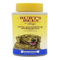 Burts bees dog itch soothing shampoo, 16-oz bottle