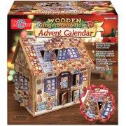 Advent Wooden Calendars