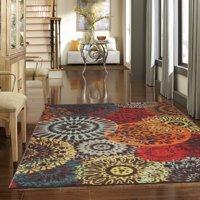 Mohawk Home Medaglia Area Rug, Multicolor