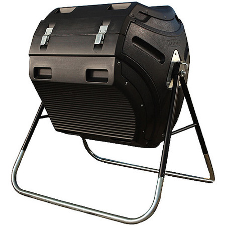Lifetime 80-Gallon Compost Tumbler - Black