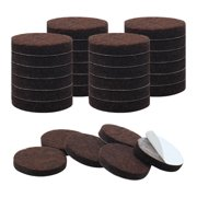 30pcs Felt Furniture Pads Round 3 4 Floor Protector For Chair Legs Feet