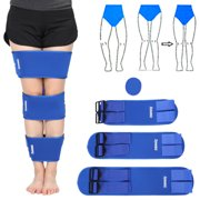 c35917a729 HURRISE 3Pcs/Set O/X Legs Correction Brace Bands Knock knee Bowlegs  Straightening Bandage