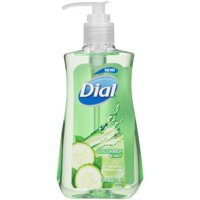 Dial Liquid Hand Soap with Moisturizer, Cucumber & Mint, 7.5 Ounce