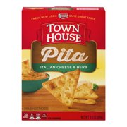 Keebler® Town House® Pita Italian Cheese & Herb Crackers 9.5 oz. Box