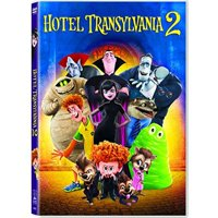 Hotel Transylvania 2 (DVD + Digital HD