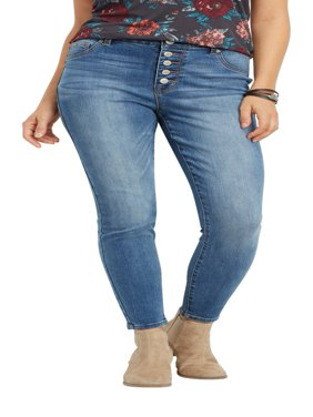 maurices DenimFlex High Rise Jegging - Women's Button Fly Pants