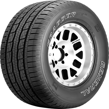 General Grabber HTS60 245/75R16 111S Tire](Halloween 111 Trailer)