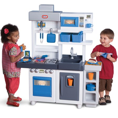 Little Tikes Ultimate Cook Kitchen with 30-piece Accessory Set