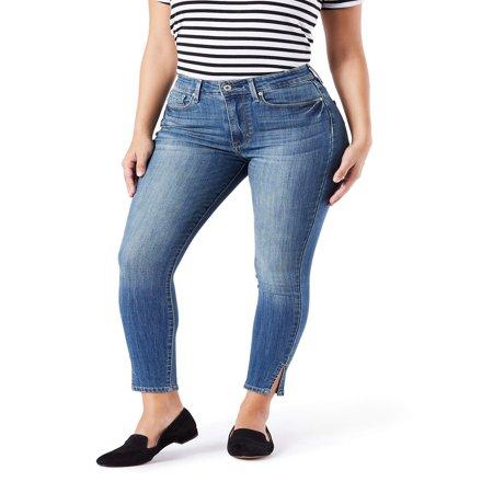 - Women's High Rise Ankle Skinny Jean
