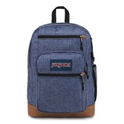 jansport cool student laptop backpack - blue heathered twill 3edf03bd1d146