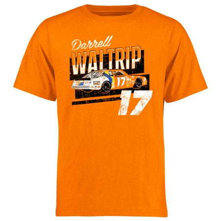 Darrell Waltrip Retired Driver T-Shirt - (Army Nascar Driver)
