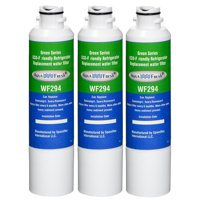 Replacement Water Filter For Samsung Clear Choice CLCH105 Refrigerator Water Filter by Aqua Fresh (3 Pack)