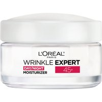 L'Oreal Paris Wrinkle Expert 45+ Day/Night Moisturizer, 1.7 oz