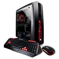 iBUYPOWER WA583RX Gaming Desktop PC With AMD FX-8320, RX 560 2GB, 1TB HD, 8GB DDR3, and Window 10 Home (Monitor Not Included)
